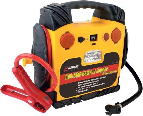 Wagan 300 Amp Battery Jumper