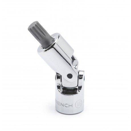 KDT-81065 05 in Drive Universal Metric Triple Square Bit Socket44 12 mm