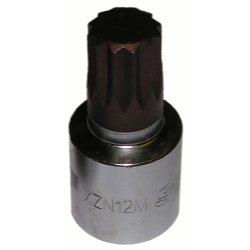 Vim Products VIMXZN112 12MM TRIPLE SQUARE BIT