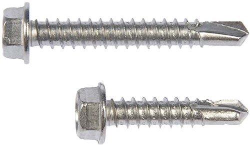 Dorman 784-175 12 x 1 Stainless Steel Self-Drilling Screw