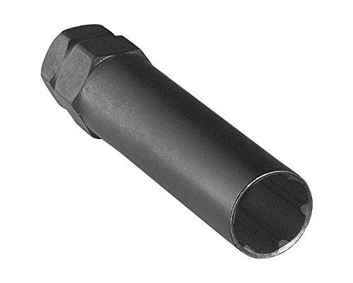 Spline Drive Key 6 Spline Dual Hex 19mm 21mm 203mm Dia for CECO Spline Black Passenger Vehicle Installation Kits