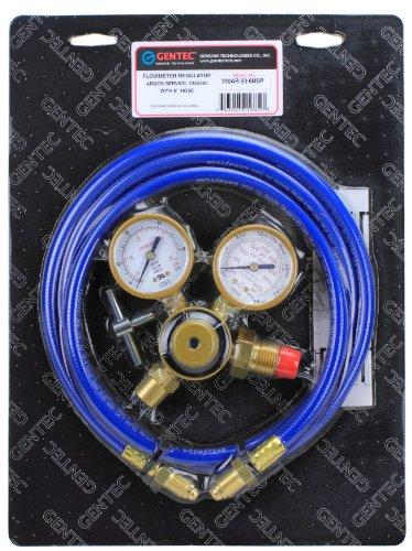 Gentec 790AR-50-6HSP Argon Regulator Kit