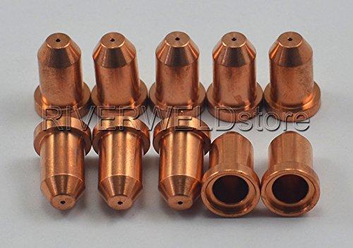 8-7503 Plasma Tip 35-40Amp Fit Thermal Dynamics PCHM60 PCHM75 PCHM76 PCHM80 PCH100XL PCHM102 10pk