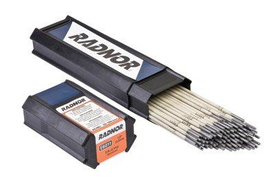 Radnor 64001032 18 E6011 6011 Carbon Steel Electrode 5 Box 6 PER BOX