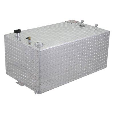 RDS Rectangular Auxiliary Transfer Fuel Tank - 55 Gallon All Diamond Model 71110