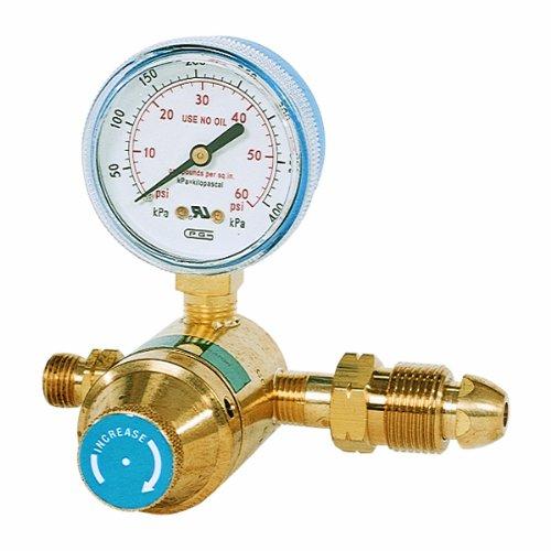 Goss EP-80G High Pressure Propane Regulator LP CGA510 without Gauge B Hose