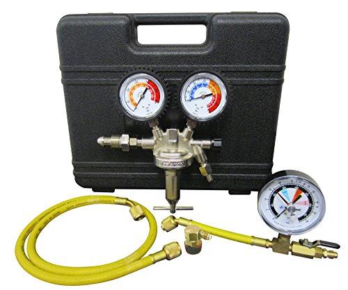 Mastercool 53010-AUT Silver Pressure Test Regulator Kit