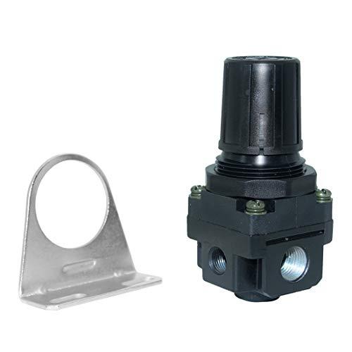 Beduan AR2000-02 Compressed Air Regulator Filter 14 NPT Water-Trap Air Tool Compressor Fitting