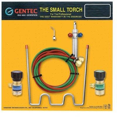The Small Torch Kit - ox-acetprop kit wreg s