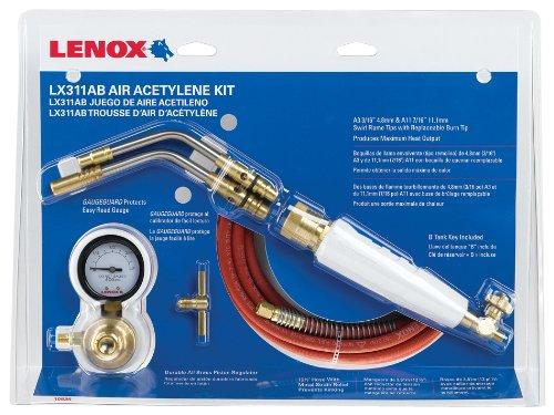 Lenox LX311AB Air Acetylene Kit