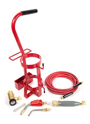 TurboTorch 0426-0011 TDLX2003MC Torch Kit Swirl Air Acetylene