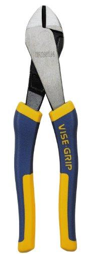 IRWIN Tools VISE-GRIP Pliers Angled Head Diagonal 8-inch 1773633