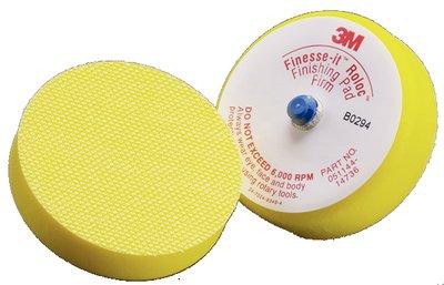 3M 14736U Finesse-It Roloc Finishing Disc Pad 3