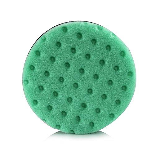 Lake Country CCSGRE5 PolishingFinishing Pad 55-inch Foam Pad Green