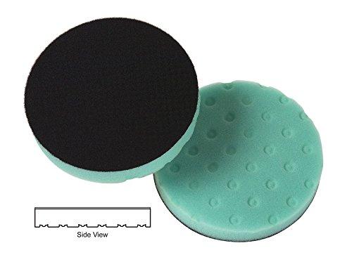 Green PolishingFinishing CCS Smart Pads DA 55 inch Foam Pad-3 pack