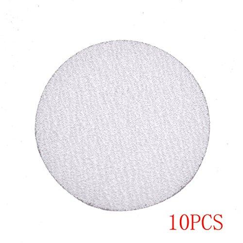 JRL 5 inch 125mm 60 Grit Sander Disc Sanding Polishing Pad Sandpaper Disc¡Á10