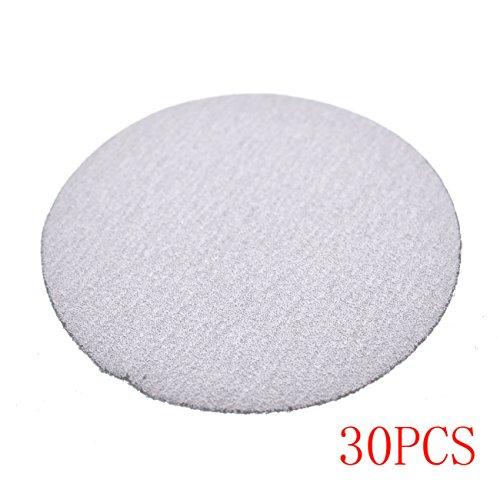 JRL 5 inch 125mm 80 Grit Sander Disc Sanding Polishing Pad Sandpaper Disc