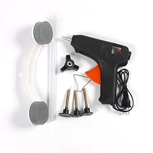 Car Auto Body Dent Puller Repair Kits Glue Gun Sticks Hammer Auto Damage Repair Panel Kit Removal Tool