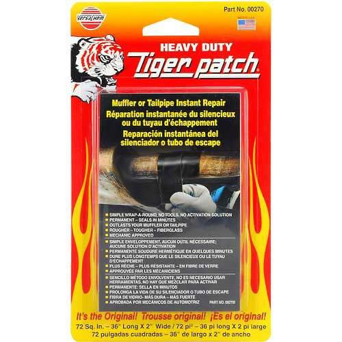 VersaChem Tiger Patch Muffler Tailpipe Wrap 10270
