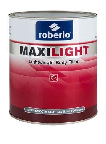 Roberlo Maxilight Lightweight Body Filler Putty restoration auto car paint