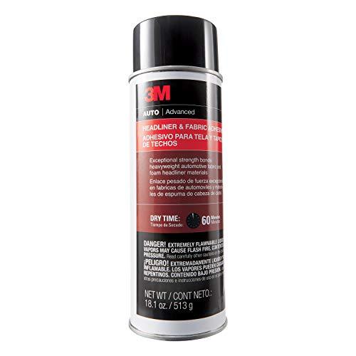 3M Headliner Fabric Adhesive 38808 181 oz 4 cans per case