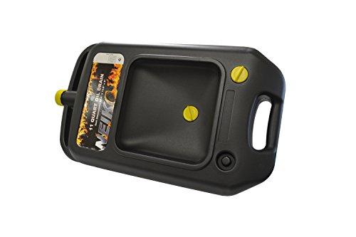 Portable Oil Change Drain Pan Low Profile
