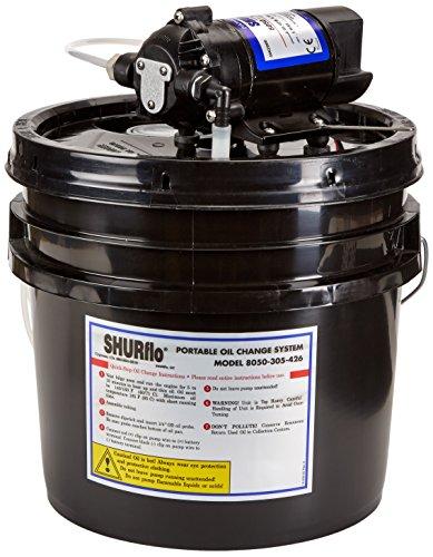 SHURflo 8050305426 Oil Change System