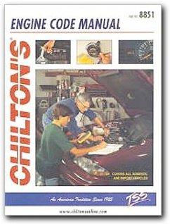 Chilton 8851 Tss Engine Code Manual