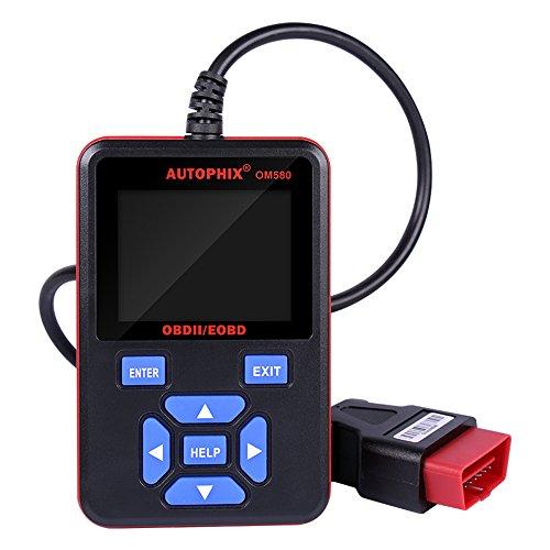 Autophix OBDMATE OM580 Car OBD OBD2 EOBD Code Reader Scan Tool Automotive Diagnostic Scanner