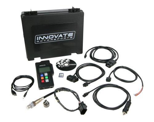 Innovate Motorsports 3806 LM-2 Digital AirFuel Ratio Wideband Meter 1 O2 Sensor and OBD-II Scan Tool