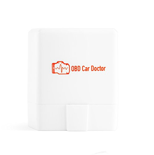 OBD Car Doctor OBD 2 ELM 327 Bluetooth Code Reader Scan Tool Scanner Adapter for iOS and Android