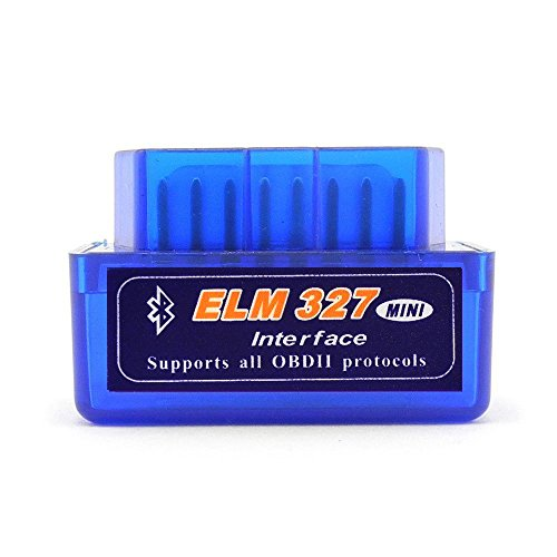 OBD2 Mestart OBDII OBD2 Bluetooth Car Diagnostic Scan Tool Auto OBD Scanner for Android Devices