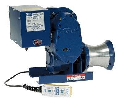 MY-TE 30-12 Utility Capstan Electric Winch-Hoist