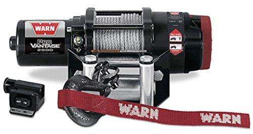 Warn 90250 ProVantage 2500 Winch - 2500 lb Capacity
