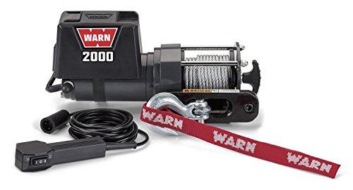Warn 92000 2000 DC Utility Winch