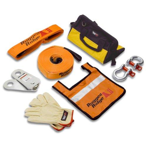 Rugged Ridge 1510425 Winch Recovery Gear Kit
