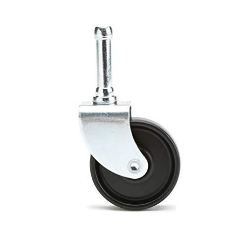 SHOP-VAC Vacuum Replacement Caster 1 Caster Wheel - 449065966773900