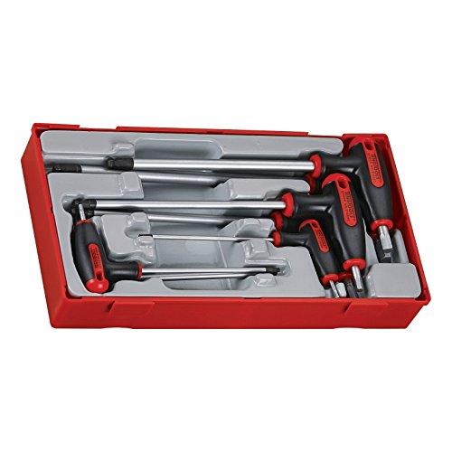 Teng Tools 7 Piece T Handle Hex Key Set