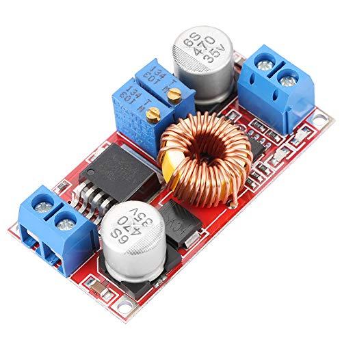 Buck Regulator Power Board LED Set Down Regulator Module Li-ion Battery Charging Power Board 5A 75W