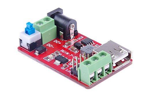 LM YN DC-DC LDO Multiple Output Power Supply Module Buck Regulator Input 9V  12V  24V 7-28V Output 33V  5V