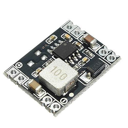 Nrthtri smt Power Supply Module Buck Regulator Module 24V 18V to 12V Fixed Output Step Down Module 10pcs DC-DC 12V 3A DIY Etc