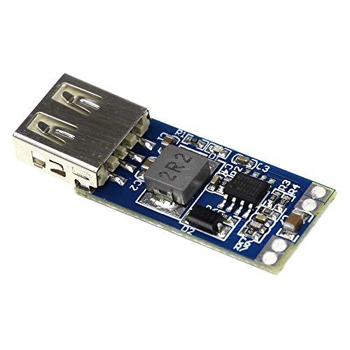 Stayhome 9V12V24V to 5V DC-DC Step-Down Car Charger USB Car Charger 3A Output Buck Regulator Power Supply Module