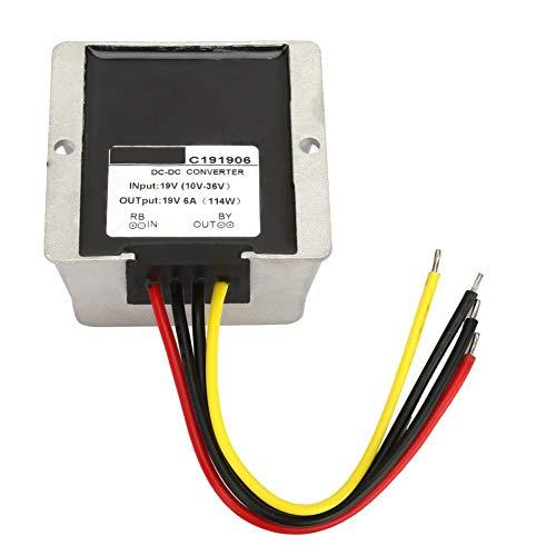 Zerone 10-36V to 19V Auto Step UPDown Converter BoostBuck Voltage Regulator Module6A