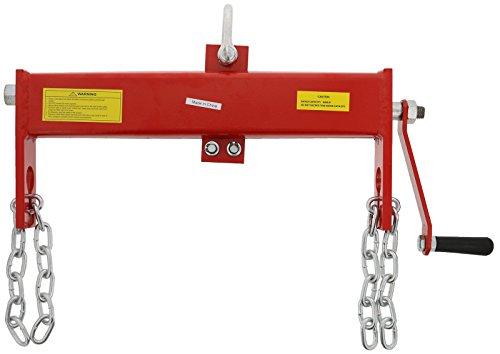 Dragway Tools 2 Ton Load Leveler for Engine Hoist Shop Crane Cherry Picker Lift Hoist