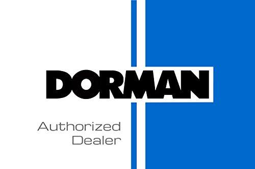 Dorman 611-6181 Black 19mm Hex Size x M24-20 Thread Size Wheel Nut Cover