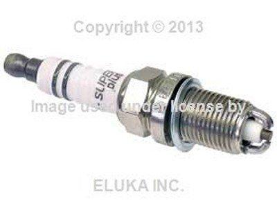 4 X BMW Genuine Engine Ignition Spark Plug - Bosch FR-7-LDC 7402 for 840Ci 840i 740i 740iL 525i 530i 540i 318i 318is 318ti 320i 325i 325is M3 740i 740iL 528i 540i Z3 19