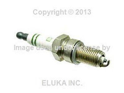 4 X BMW Genuine Engine Ignition Spark Plug - Bosch X-5-DC for M6 M5 M3