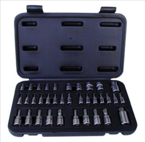 ATD Tools 125 35-Piece Torx Bit Set