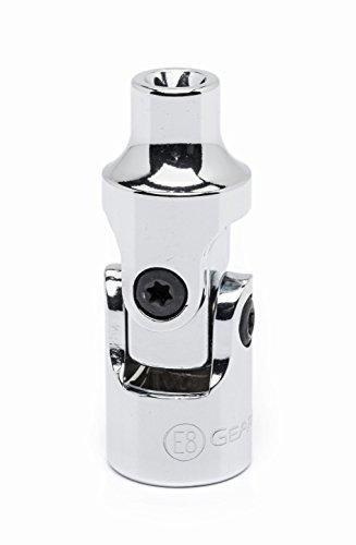 GearWrench 80983 38 Drive Universal External Torx Socket E14 Black