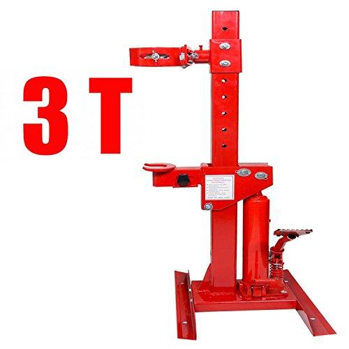 Coil Spring Compressor 6600 LBS Auto Strut Hydraulic Tool